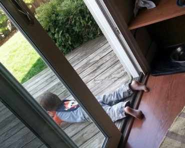 18 Funny Kids Who Took Instructions a Little Too Literally. #6 Had Me LOL!