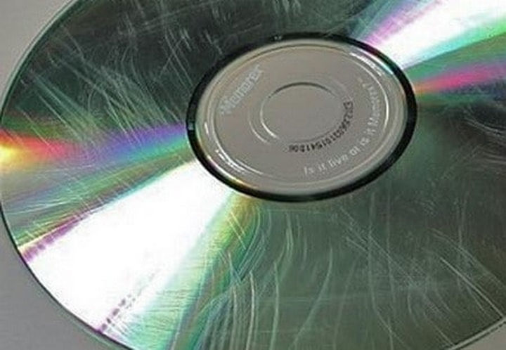 How to recover data from a damaged cd