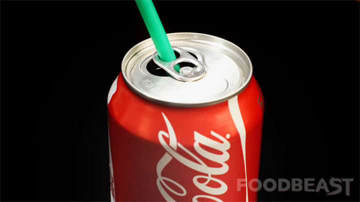 20 Everyday Life Hacks - That hole in your soda can tab is actually meant to hold a straw.