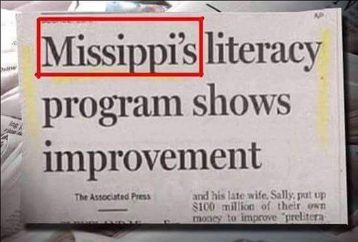 22 Funny Examples of Irony - That's great but we still have a long way to go.