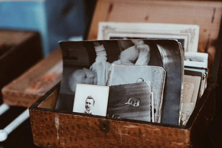 Keep your memories preserved and free of moisture.