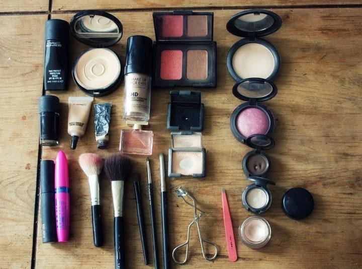 Extend the shelf life of your makeup.