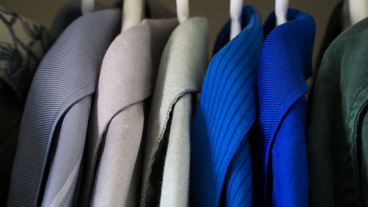 Keep your clothes looking newer longer.