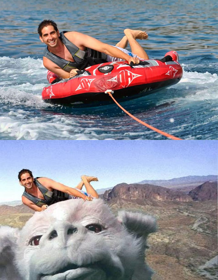 25 Funny Photoshop Trolls - The NeverEnding Photoshops.