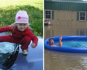 31 Positive People Making the Best of a Really Bad Situation.