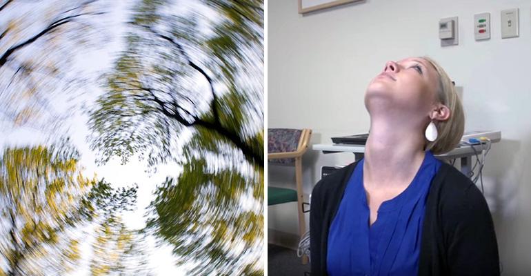 Vertigo Treatment At Home with Dr. Carol Foster's Incredible Technique.