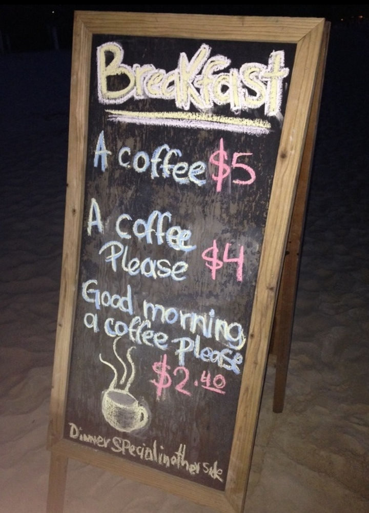 10 Random Acts of Kindness - It literally pays to be polite!