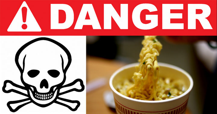 17 reasons why instant ramen noodles are bad for you