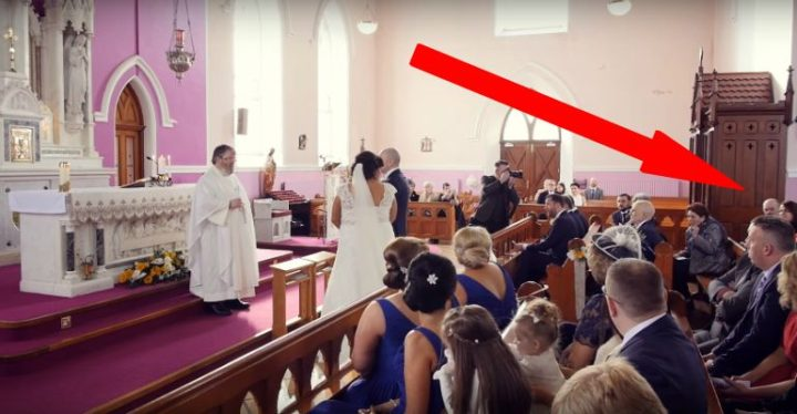 A Man Interrupts a Wedding Flash Mob Ceremony. When the Bride Turns Around, She Bursts Into Tears...