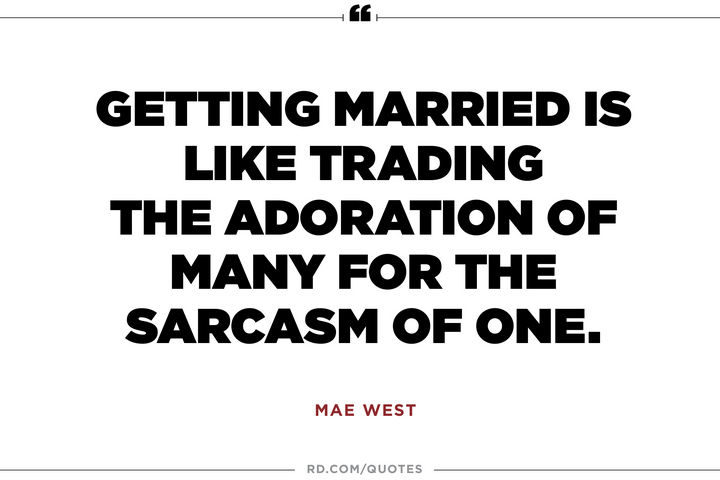 10 Funny Marriage Quotes - Sounds easy, right?