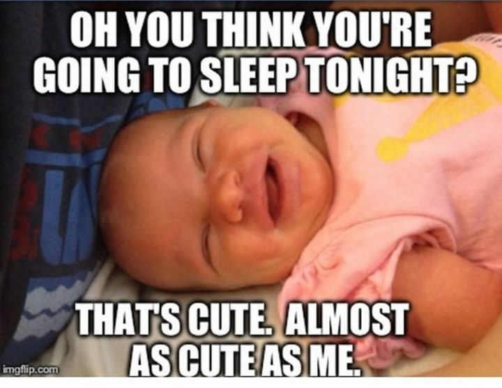 """25 Sleep Deprived Mom Confessions - """"My oldest wasn't even two when I had my second child. That first week was a blur. One night I got up to feed the baby and heard snoring as I walked past the kitchen. Turns out I'd forgotten to take the older one out of her high chair and she'd fallen asleep, using her spaghetti as a pillow."""""""