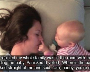 25 Sleep-Deprived Moms Share Hilarious but Unfortunate Things They've Done!
