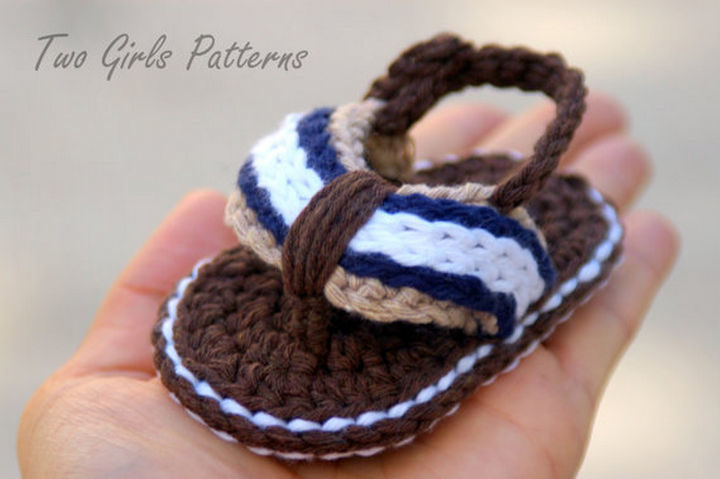 There is even an awesome pattern for little baby boys too!