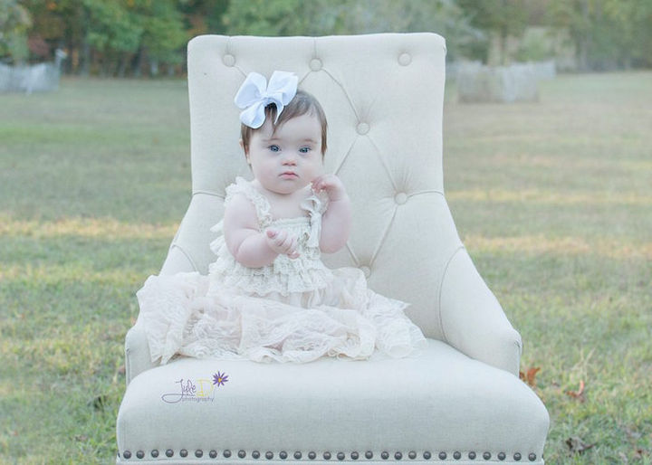 She hopes this photo tribute can change people's perceptions of children with Down syndrome.