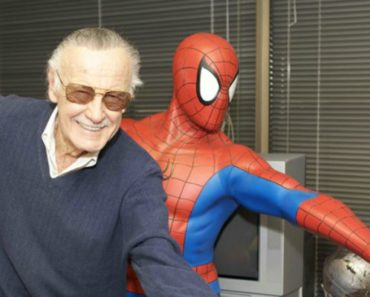 At 94 Years Old, Stan Lee, the Father of the Marvel Universe Is Honored by Disney