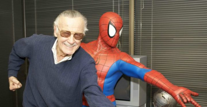 Stan Lee Is Commemorated by Disney on His 75 Years With Marvel.