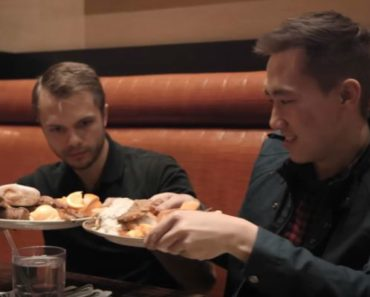 """Worth It"" Team Tries a $7 Buffet, a $49 Buffet and a $95 Buffet."