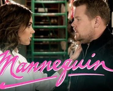 Remake of 1987's 'Mannequin,' Starring Victoria Beckham and James Corden.