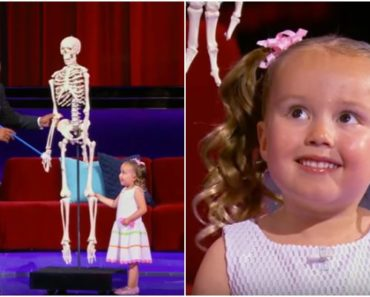 4-Year-Old Brielle Appears on Steve Harvey's Little Big Shots.