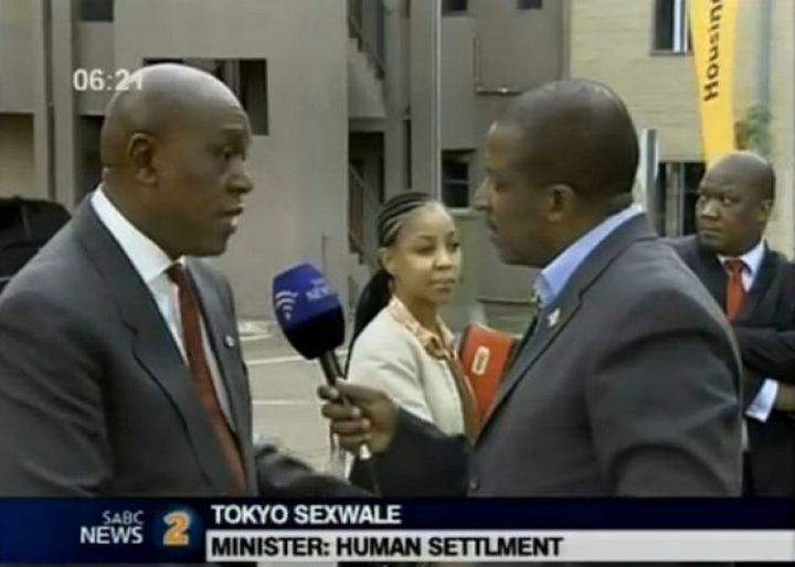 Funny Names - Tokyo Sexwale.