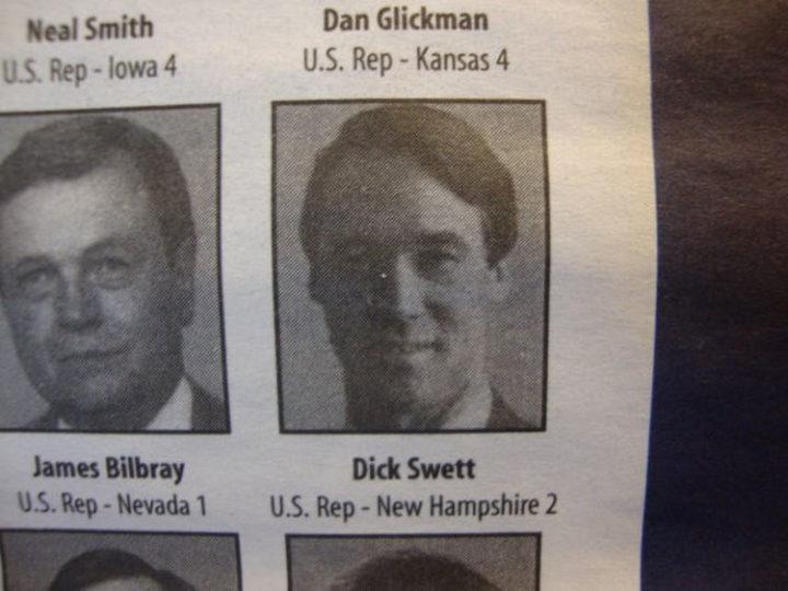 Funny Names - Dick Swett.