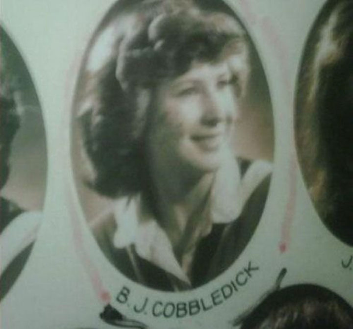 Funny Names - B. J. Cobbledick.