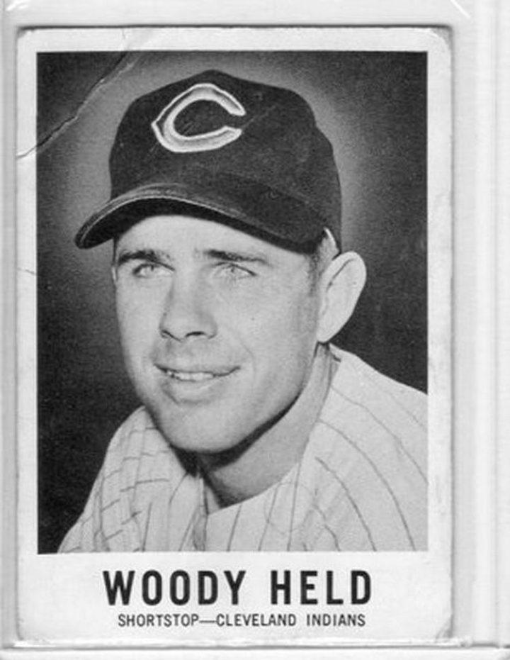 Funny Names - Woody Held.