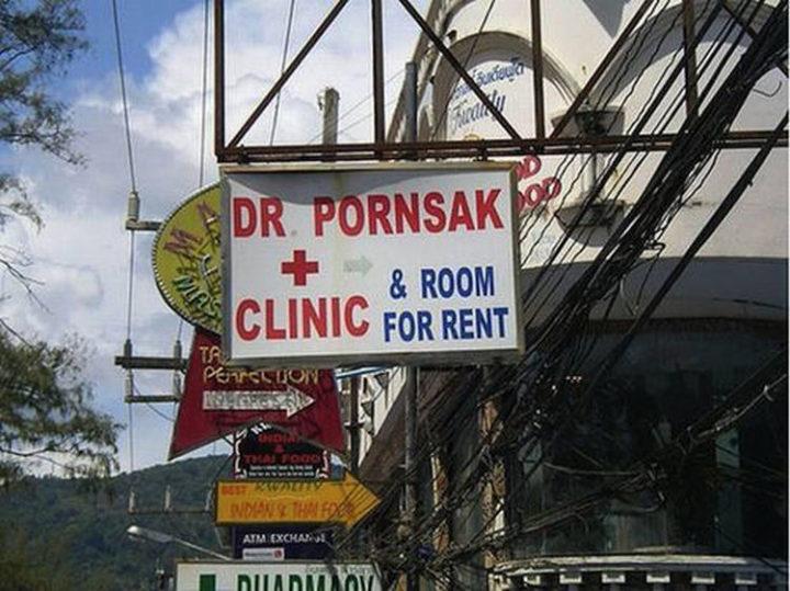 Dr. Pornsak.