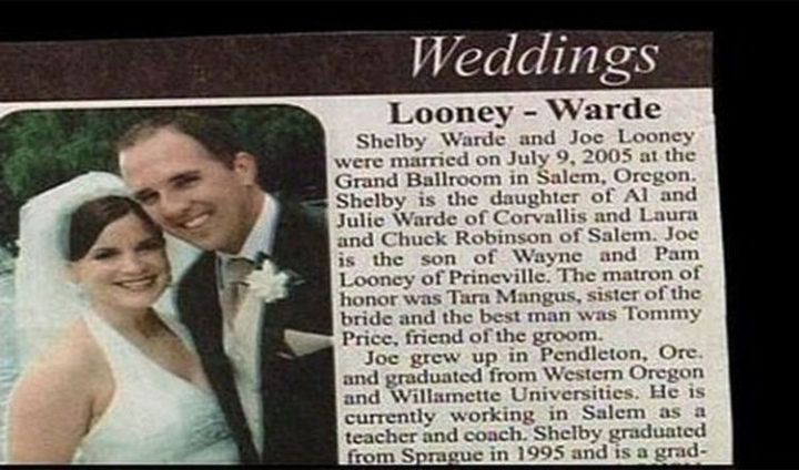 Looney - Warde.
