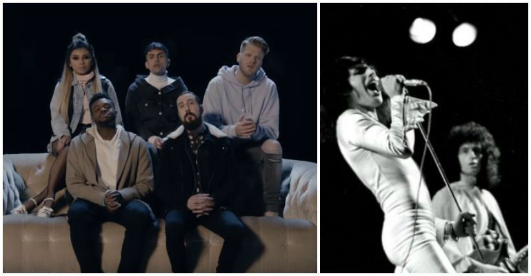 Pentatonix Releases Cover of Queen's 'Bohemian Rhapsody'.