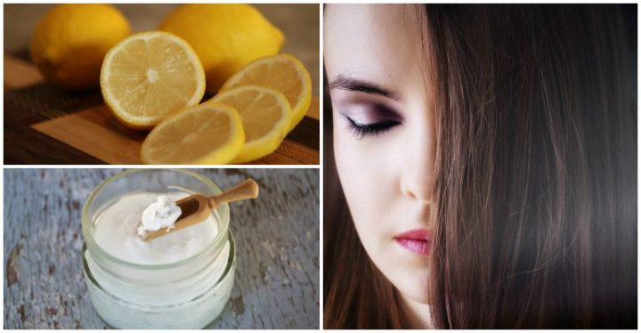 How to Reverse Grey Hair With Coconut Oil and Lemon Juice