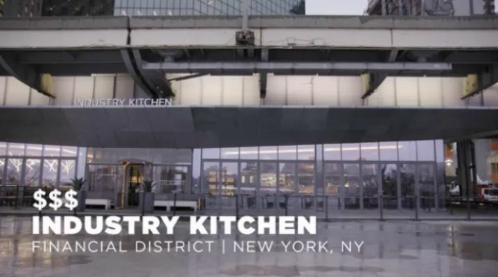 Industry Kitchen Gold Pizza Review