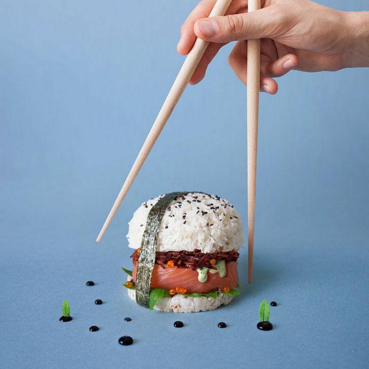 Fat andFurious Burgers - Mystery Box Burger.
