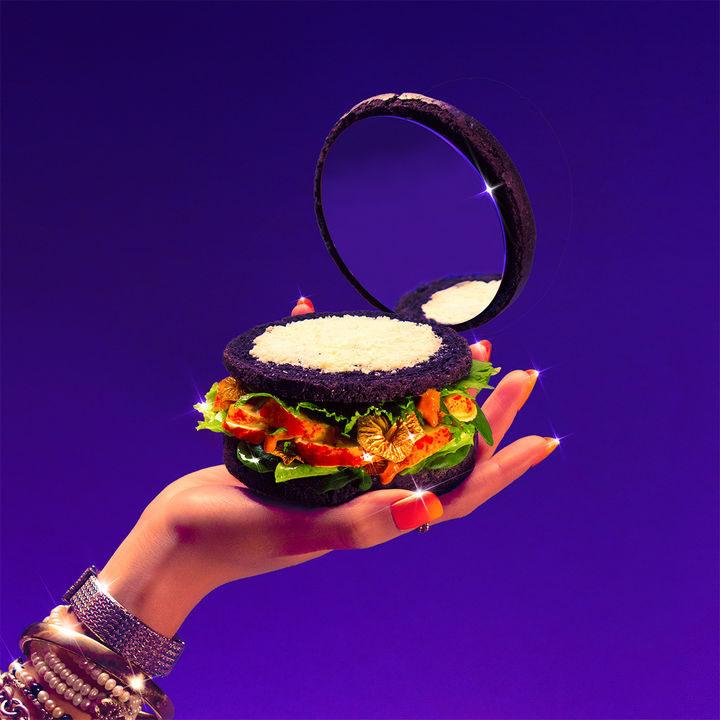 Fat andFurious Burgers - It Girl Burger.