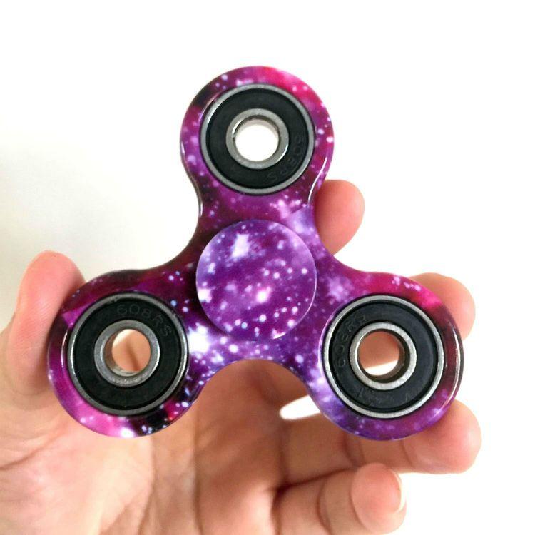 25 Best Fidget Spinners - D-JOY Tri-Spinner Fidget.
