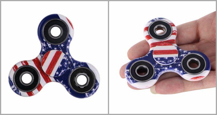 25 Best Fidget Spinners - SenseValue Fidget Toy Hand Spinner.