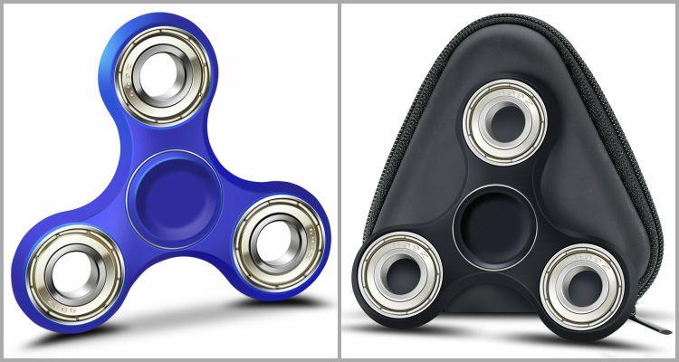 25 Best Fidget Spinners - GongFu Star Fidget Spinner.