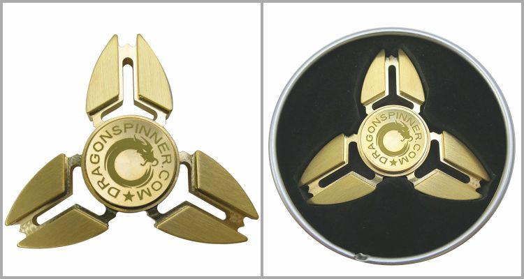 25 Best Fidget Spinners - Original Dragon Spinner.