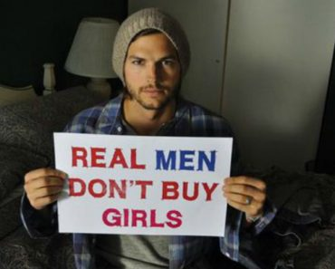 Ashton Kutcher's Organization Saves 6,000 Victims From Sex Trafficking.