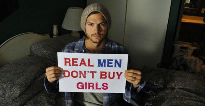 Ashton Kutcher Organization Thorn Saves 6,000 Victims From Sex Trafficking.