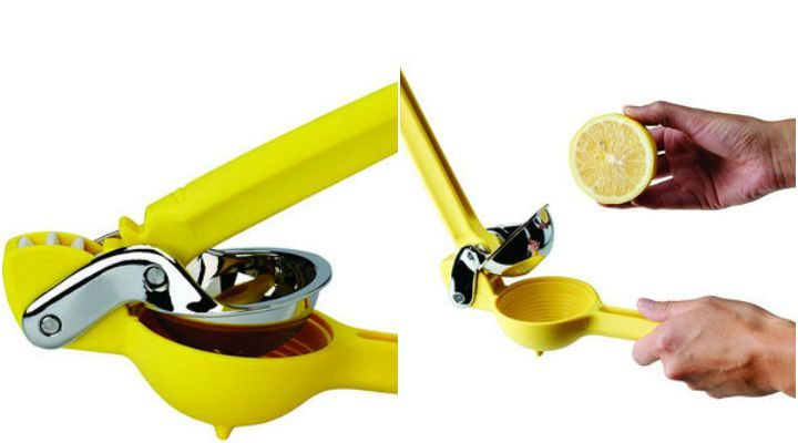 Kitchen Gadgets: Chef'n FreshForce Citrus Juicer.