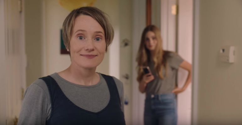 """Swear Like a Mother"" Mother's Day Commercial From Kraft."