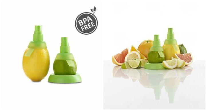 10 Cool Kitchen Gadgets - Citrus Sprayer Lemon Lime