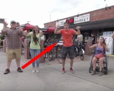 He Went on a Road Trip to Show Strangers How to Dance. The End Result Was Captured on Video and It's AWESOME!
