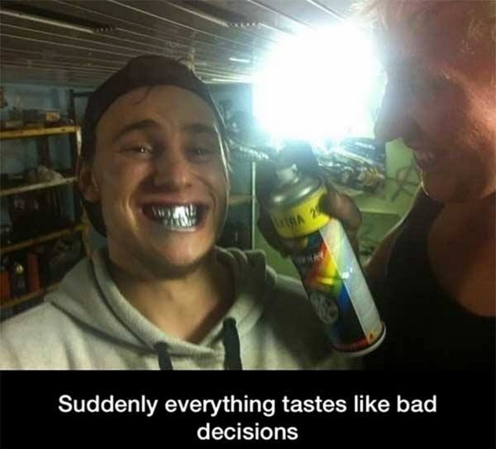 18 Funny Images - This is what regret looks like.