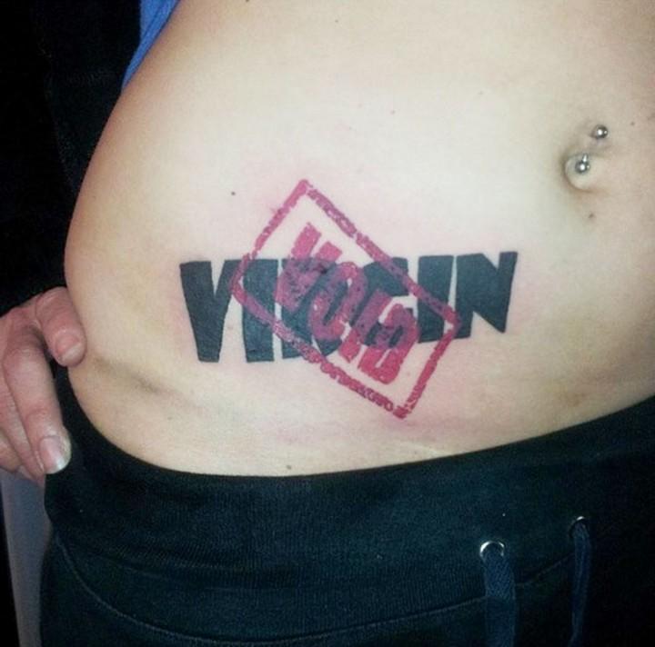25 Funny Tattoo Fails - So classy.