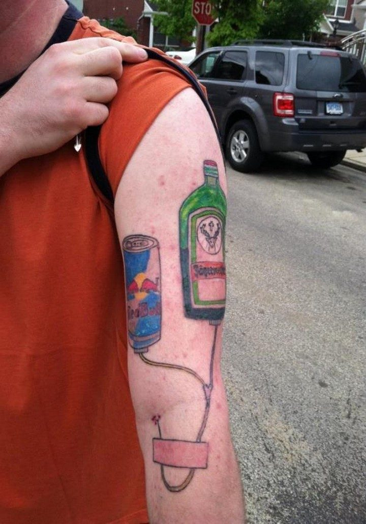 25 Funny Tattoo Fails - I see what you did there!