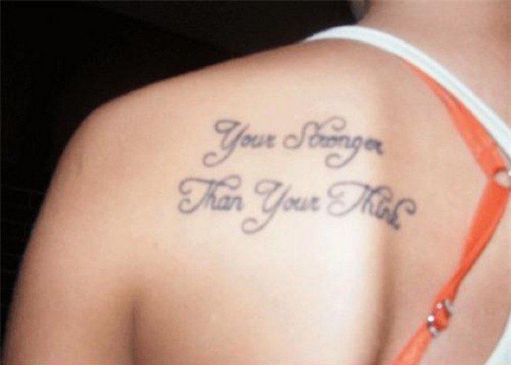 25 Funny Tattoo Fails - No regerts.