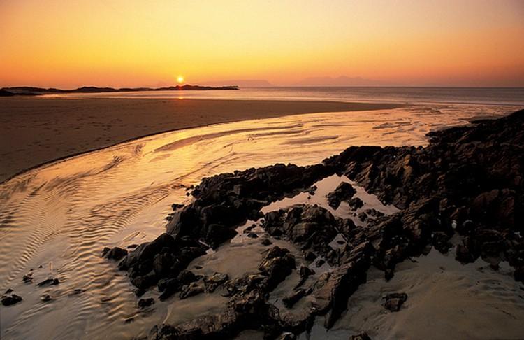 27 Beautiful Sunsets - Scottish Highlands, Scotland, UK.