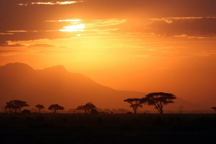 27 Beautiful Sunsets - Serengeti, Tanzania.